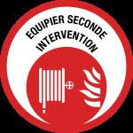 Picto équipier seconde intervention (ESI)