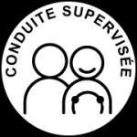 Logo de la conduite supervisée