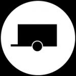 Logo pour la formation B96 (permis remorque)