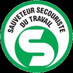 Picto du sauveteur secouriste du travail (SST)